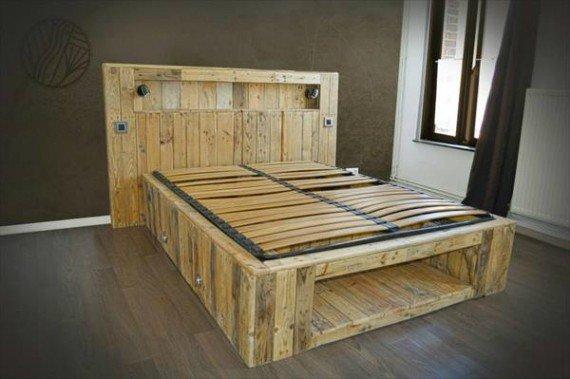 diy-pallet-bed